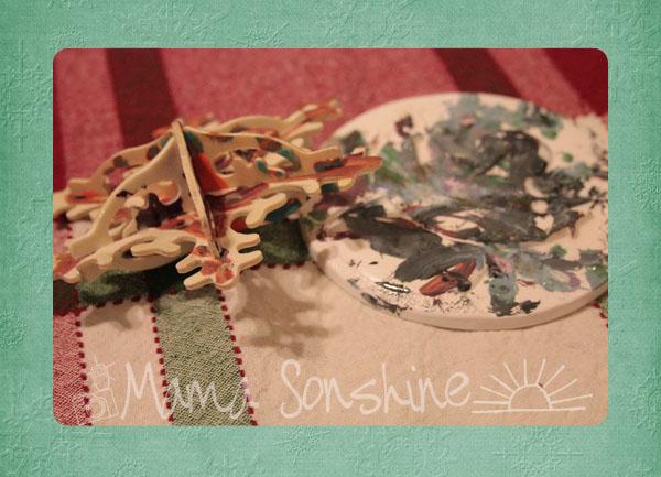 Ian Christmas Craft 3
