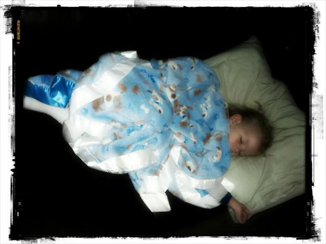 Sleeping Ian