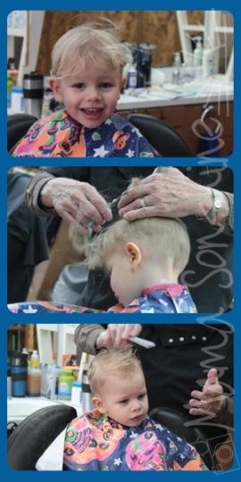 Ian's Haircut