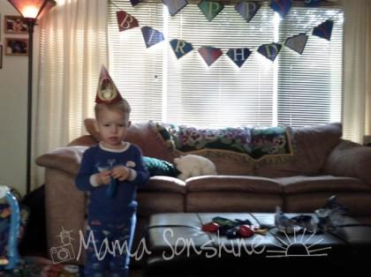 Superhero Birthday party