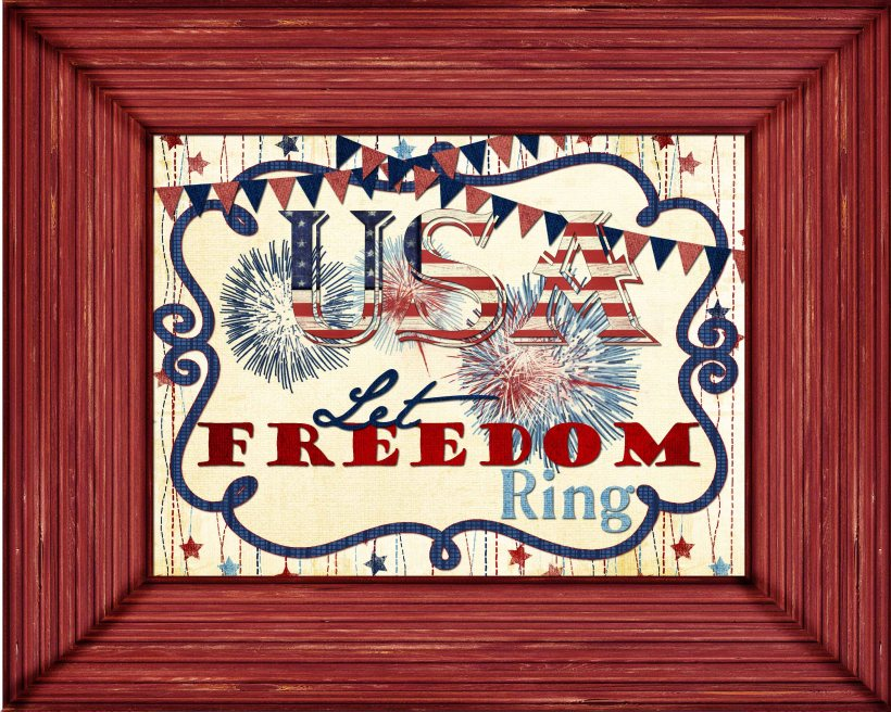 July 4th free printable