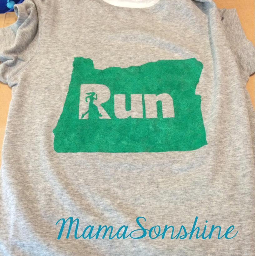 Oregon Runner Shirt