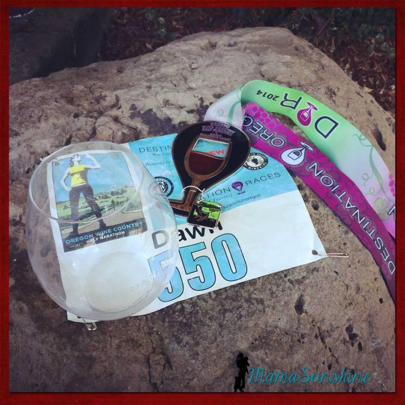 MamaSonshine_OWC Half Marathon