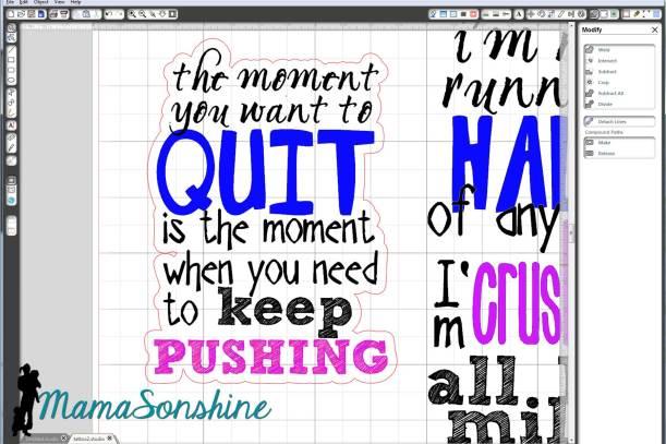 MSS_Tattoo Running motivation