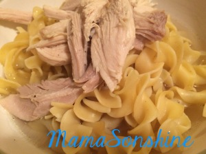 MSS_Turkey noodle soup