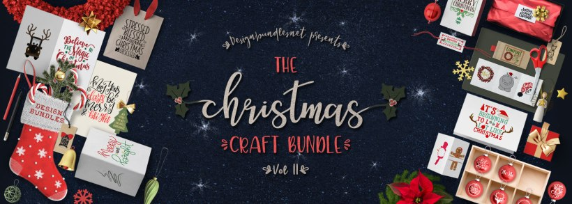 The Christmas Craft Bundle Vol. II